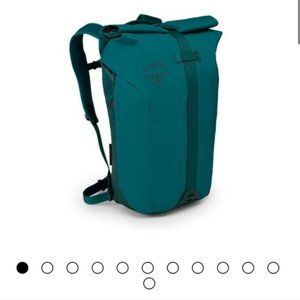 NWT Osprey transporter roll top backpack